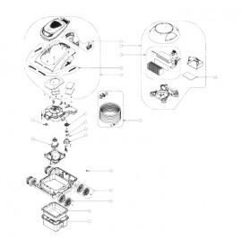 Robot électrique BLUESTORM