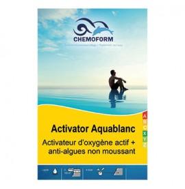 Activateur d'oxygéne et anti-algues bidon de 1 l