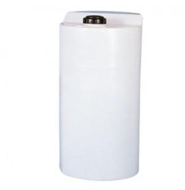 Bac doseur blanc 120L gradue 51X51X72cm