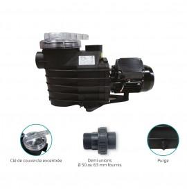 Pompe de filtration Delfino AEP Kripsol mono ou tri