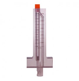 Débimètre horizontal pour piscine collective