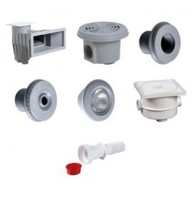 Kits de pi ces sceller for Pieces a sceller piscine beton
