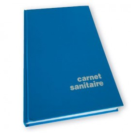 Carnet sanitaire homologué