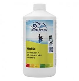 Anti-métaux + anti-calcaire flacon de 1 l - CHEMOFORM