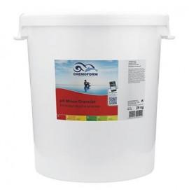 PH minus granulés boite de 25 kg - CHEMOFORM
